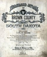 Title Page, Brown County 1911